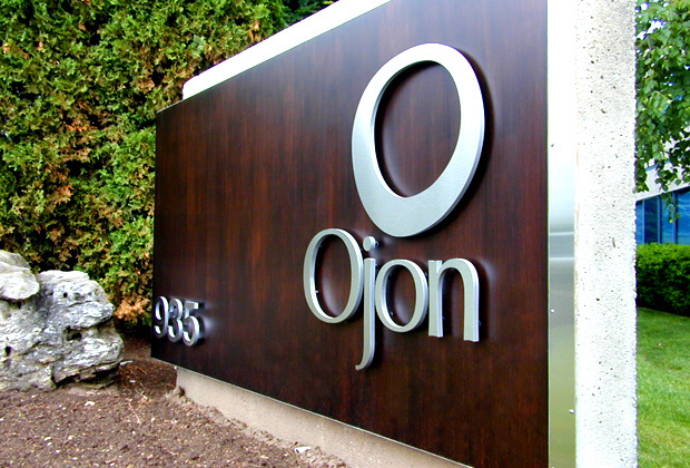Dimensional Stainless Steel Metal Office 3d Outdoor Sign