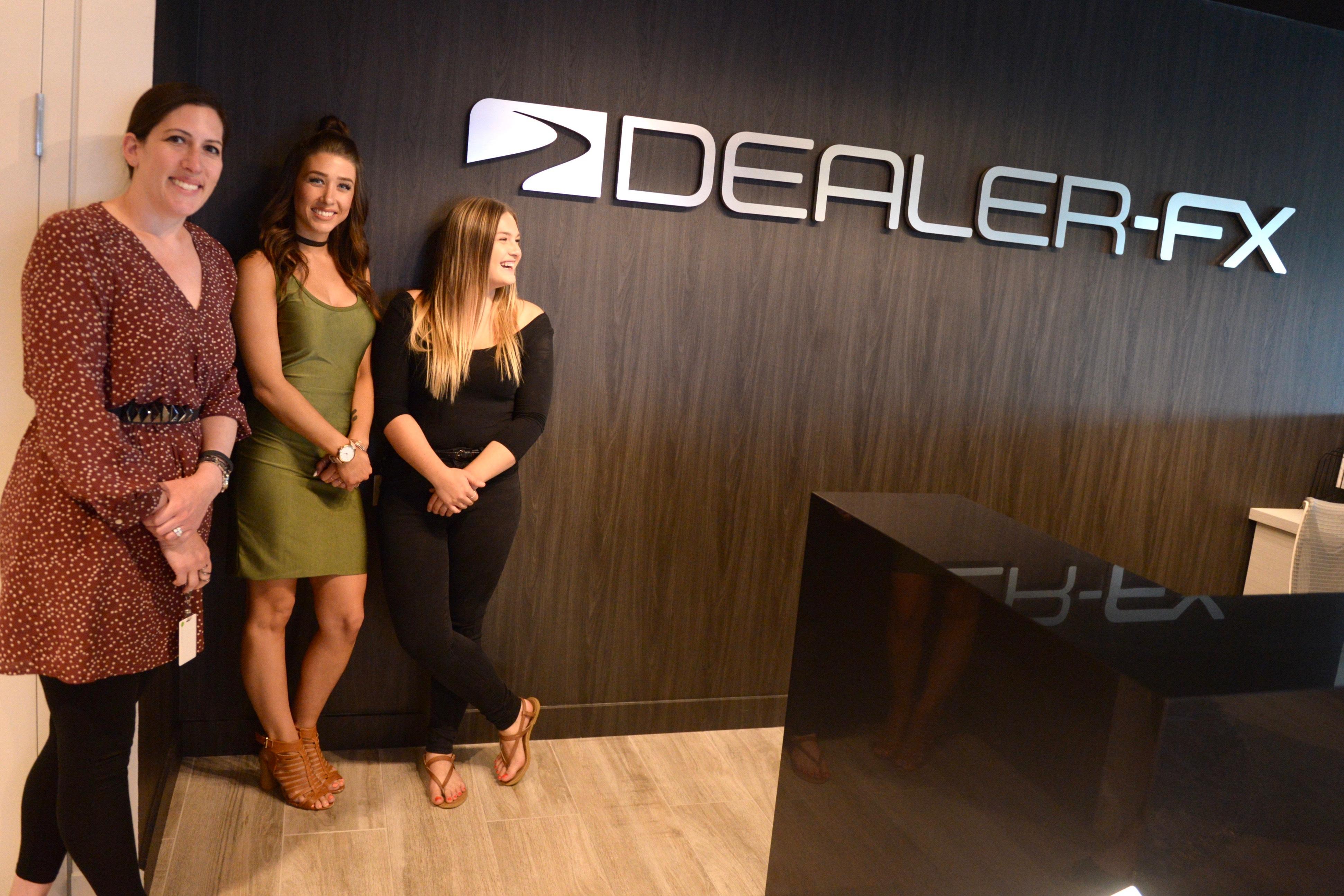Fx dealer