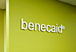 Office Signs dimeansional corporate sign, for benecaid canada