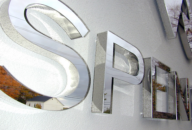 3D CORPORATE OFFICE SIGNS DESIGN SIGNS CUSTOM METAL SIGNS