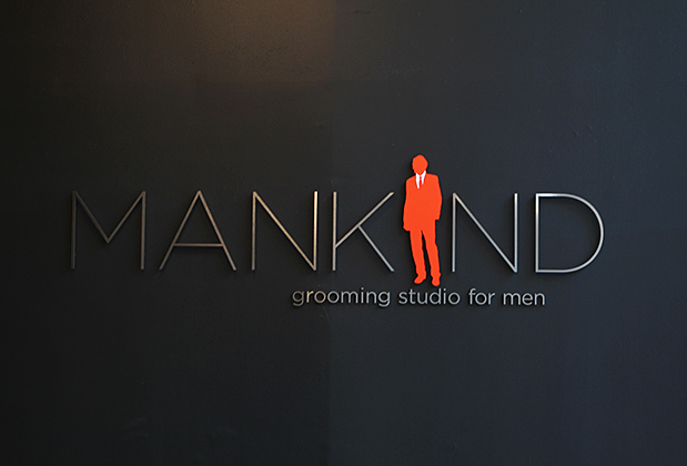 mankind 3d corporate logo elegant clean design idea design tools for condo designers