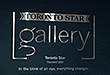 Toronto Star office dimensional sign made for toronto star gallery at front street in toronto bt Art Signs