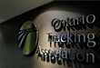 Office Signs Reception,office wall, wall decor,3d signs, custom design for Ontario Trucking association