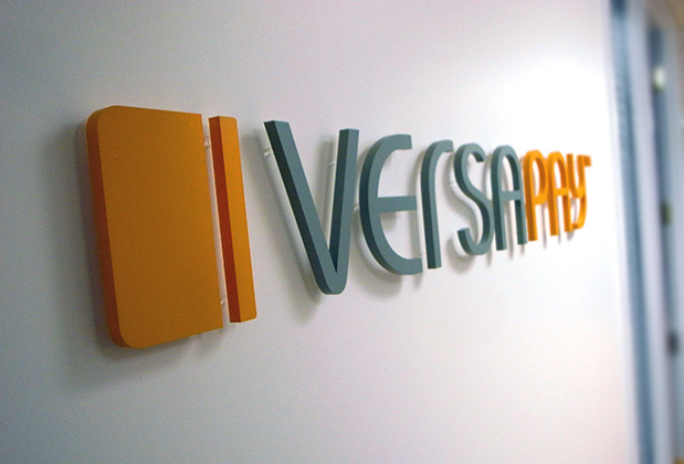OFFICE SIGNS 3 DIMENSIONAL CORPORATE LOGO BUSINESS SIGN in OFFICE ...